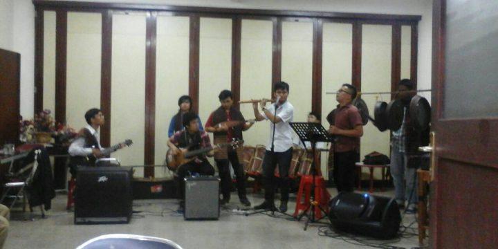 Penampilan UKSU GKI YM Bandung